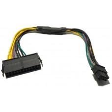 Переходник для блока питания ATX 24-pin на Dell Optiplex 8-pin