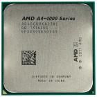 Процессор AMD A4-4000, FM2, 3.0 ГГц, б/у