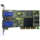 Видеокарта Matrox G450, G45+MDHA32DB, 32 Мб, б/у