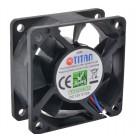 Вентилятор для корпуса Titan TFD-4010M12Z