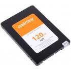 """Жесткий диск SSD SmartBuy Jolt SB120GB-JLT-25SAT3, 2.5"""", 120 ГБ"""