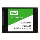"Жесткий диск SSD WD Green WDS240G1G0A, 2.5"", 240 ГБ"
