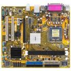 Материнская плата Asus P5RD2-VM, LGA 775, microATX, б/у