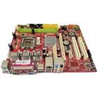 Материнская плата MSI P4M900M, LGA 775, microATX, б/у