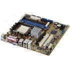 Материнская плата Asus A8N-VM CSM, S939, microATX, б/у