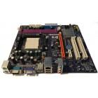 Материнская плата ECS GeForce6100SM-M2 (V1.0A), AM2, microATX, б/у
