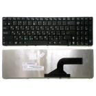 Клавиатура для Asus A52, A72, F50, F70, G51, G53, G60, G72, G73, K52-K55, K72, N50, N53, N60, N61, N70, N71, P52, P53, U50, W90, X52, X54, X55, X61, X75
