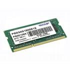 Оперативная память DDR3 Patriot PC3-12800, 1600 МГц, 4 Гб