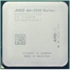 Процессор AMD A6-3500, FM1, 2.1 ГГц, б/у