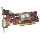 Видеокарта Radeon 9550 se, 128 МБ, б/у