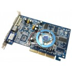 Видеокарта Chaintech GeForce FX 5600XT, б/у