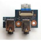 Плата аудио для HP 4520s, б/у