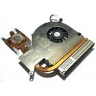 Система охлаждения для Asus K40, K50, K51, K60, K70, P50, X5D, б/у