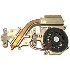 Система охлаждения для HP Compaq N610C, N620C, NC4000, NC4010, б/у
