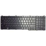 Клавиатура для Toshiba C650, C655, C660, L650, L655, L670, L675, б/у