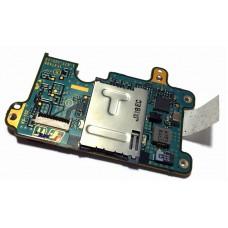 Плата сим-карты ifx-498 для Sony VGN-Z, б/у