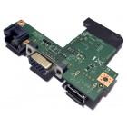 Плата USB, VGA и LAN для MSI CR61, б/у