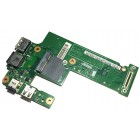 Плата питания, LAN, USB для Dell M5010, б/у