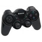 Геймпад Defender Game Racer Wireless V2.0 (беспроводной)